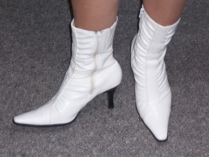 Find great deals on eBay for white pointed stiletto. Shop with confidence.